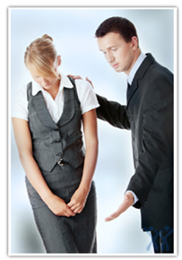 Photo: workplace bullying